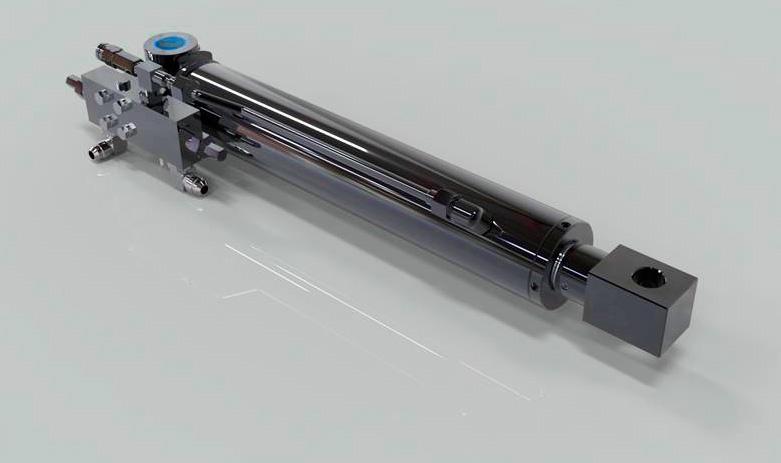 prototipazione cilindri oleodinamici